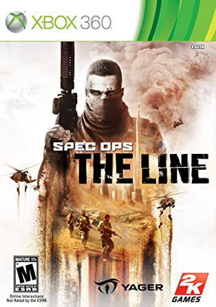 Spec Ops - The Line - Xbox 360 - in Case