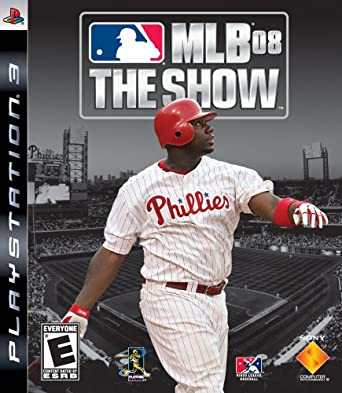 MLB The Show 2008 - Playstation 3 - in Case