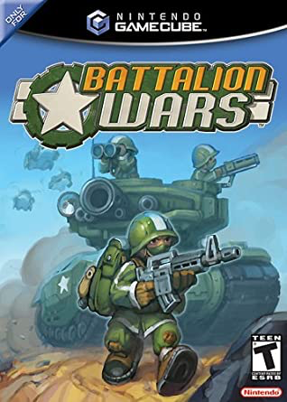 Battalion Wars - Gamecube - in Case