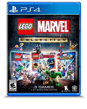 LEGO Marvel Collection - Playstation 4 - in Case