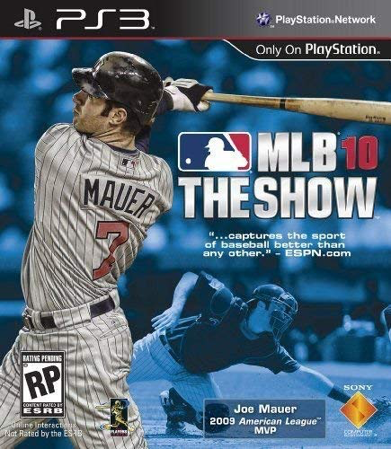 MLB The Show 2010 - Playstation 3 - in Case