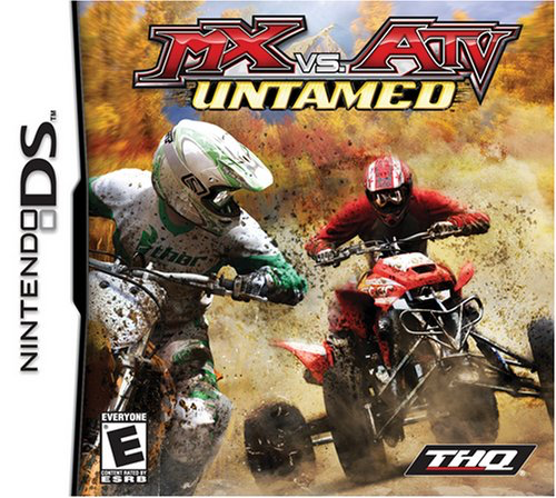 MX vs ATV Untamed - DS - Loose