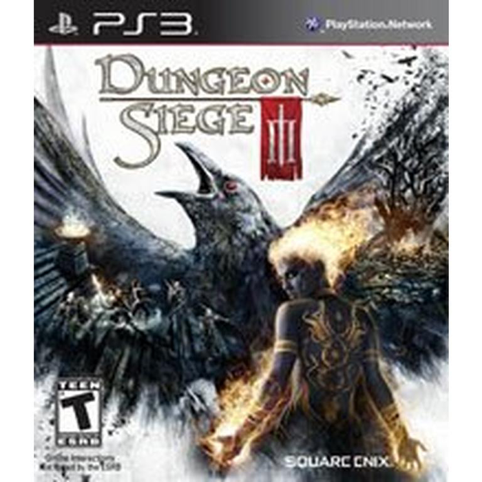 Dungeon Seige III - Playstation 3 - in Case