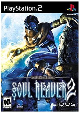 Soul Reaver 2 - Playstation 2 - Complete