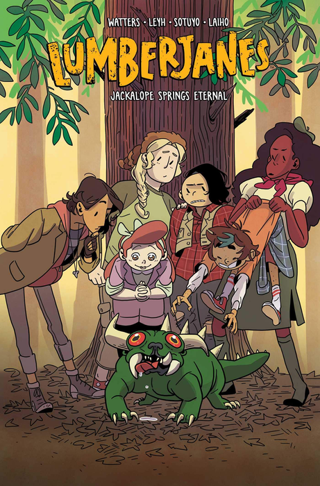 Lumberjanes Vol 12 - Jackalope Springs Eternal
