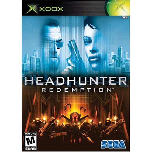 Headhunter Redemption - Xbox - in Case