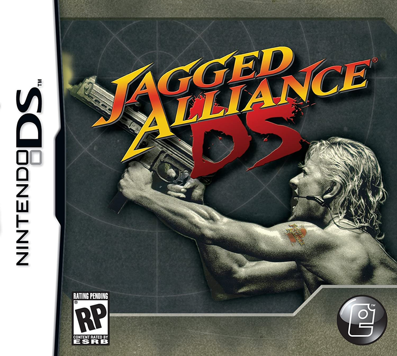 Jagged Alliance - DS - Loose