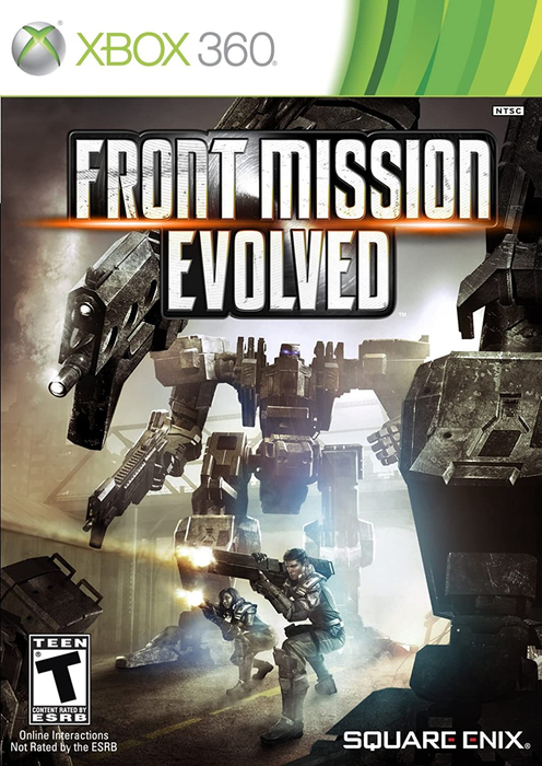 Front Mission Evolved - Xbox 360 - in Case