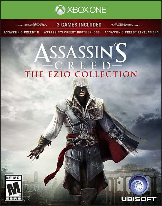 Assassin's Creed - The Ezio Collection - Xbox One - in Case