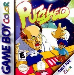 Puzzled - Game Boy Color - Loose