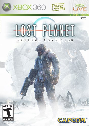 Lost Planet - Xbox 360 - in Case