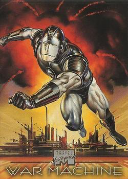 Marvel Masterpieces 1996 - 52 - War Machine