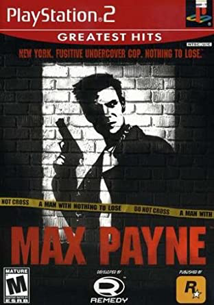 Max Payne - Playstation 2 - Complete