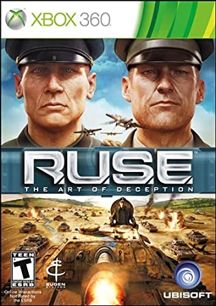 Ruse - The Art of Deception - Xbox 360 - in Case