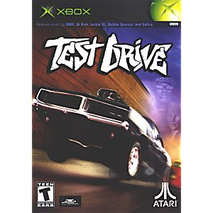 Test Drive - Xbox - in Case