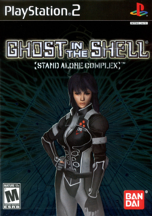 Ghost in the Shell - Stand Alone Complex - Playstation 2 - Complete