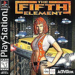 Fifth Element - Playstation 1 - Complete