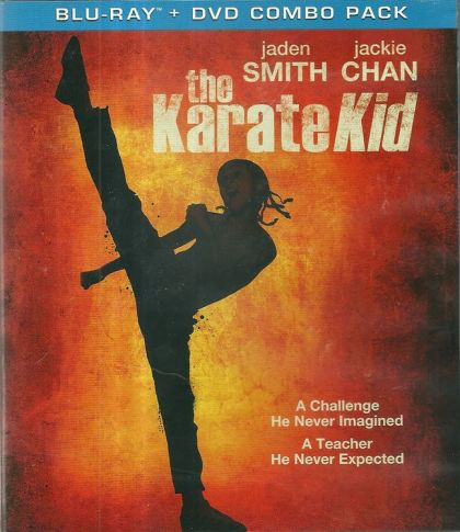 Karate Kid (2010) - Blu-Ray