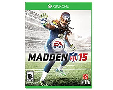 Madden 2015 - Xbox One - in Case
