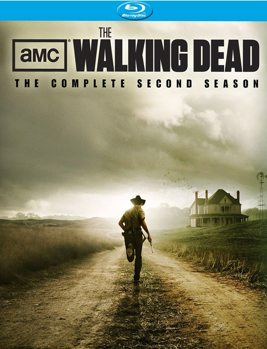 Walking Dead: Season 2 - Blu-Ray