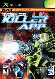 Tron 2.0  Killer App - Xbox - in Case