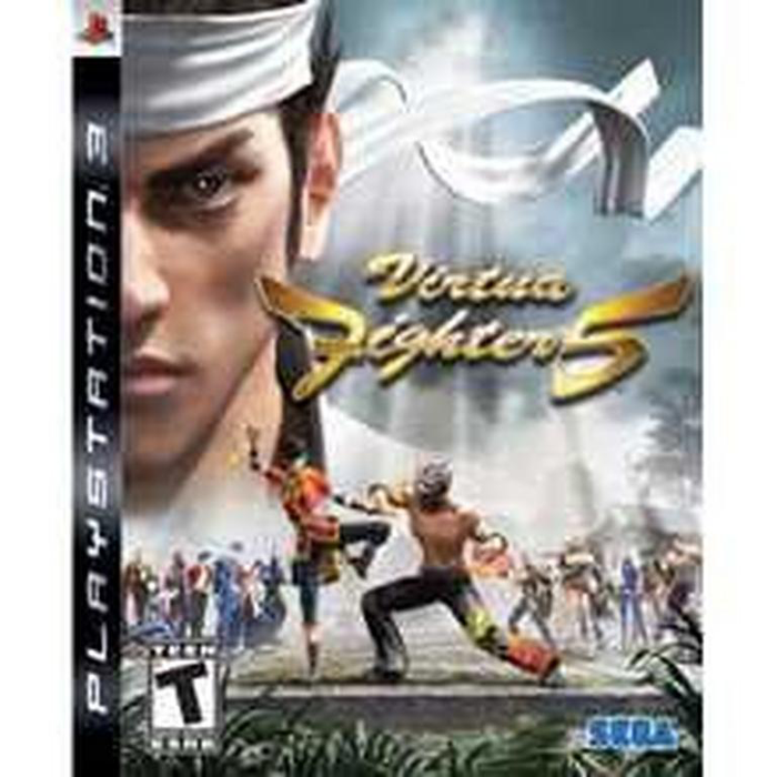 Virtua Fighter 5 - Playstation 3 - in Case