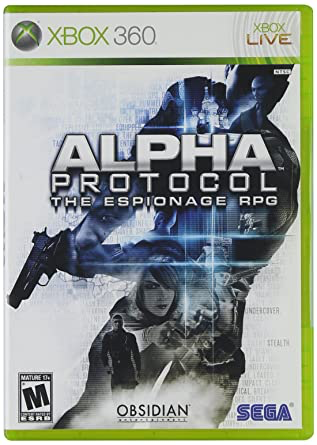 Alpha Protocol - Xbox 360 - in Case
