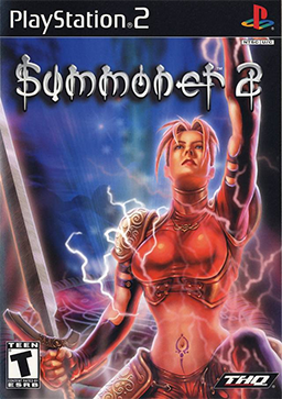 Summoner 2 - Playstation 2 - Complete