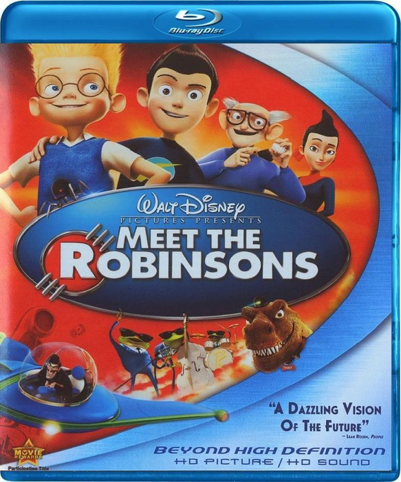 Meet the Robinsons - Blu-Ray