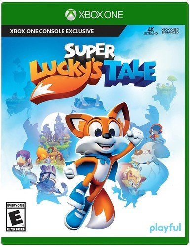 Super Lucky's Tale - Xbox One - New