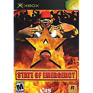 State of Emergency - Xbox - in Case
