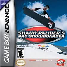 Shaun Palmer's Pro Snowboarder - Game Boy Advance - Loose