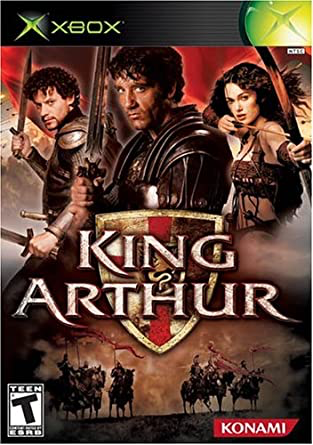 King Arthur - Xbox - in Case