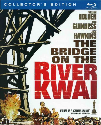 Bridge on the River Kwai - Blu-Ray