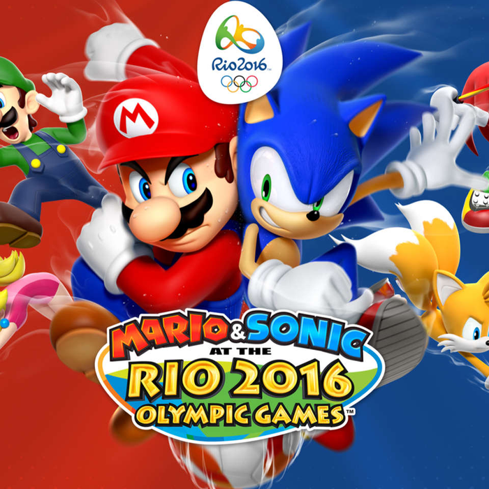 Mario and Sonic at the Rio 2016 Olympic Games - 3DS - Loose