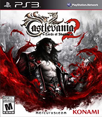 Castlevania Lords of Shadow 2 - Playstation 3 - in Case