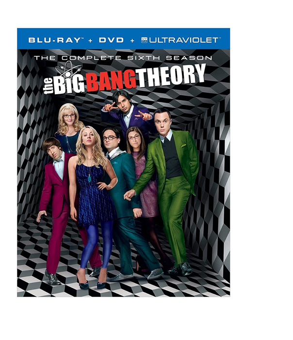 Big Bang Theory: Season 6 - Blu-Ray