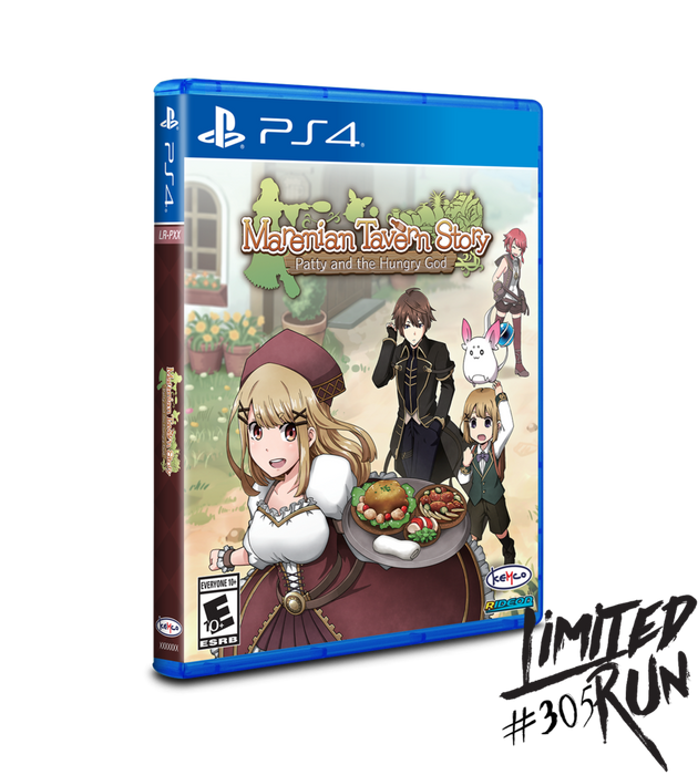 Marenian Tavern Story - Limited Run #305 - Playstation 4 - Sealed