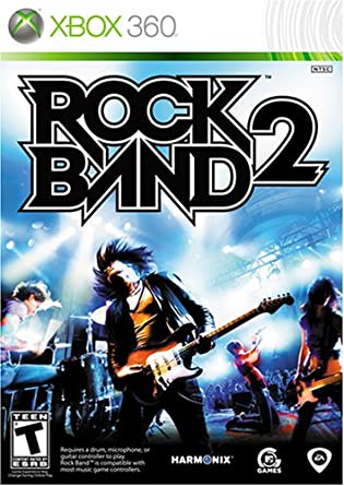 Rock Band 2 - Xbox 360 - Complete - Game Only