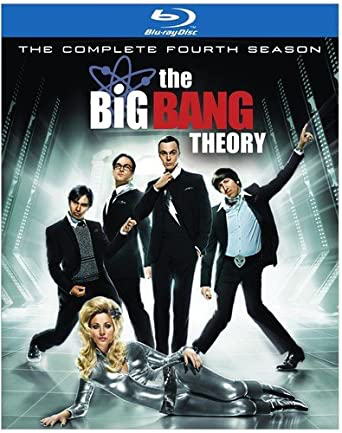 Big Bang Theory: Season 4 - Blu-Ray