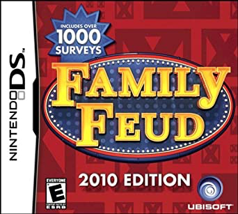 Family Feud 2010 Edition - DS - Loose