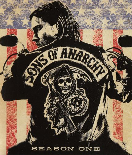 Sons Of Anarchy: Season 1 - Blu-Ray