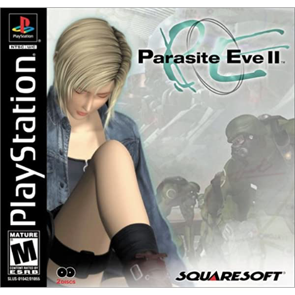 Parasite Eve II - Playstation 1 - Complete