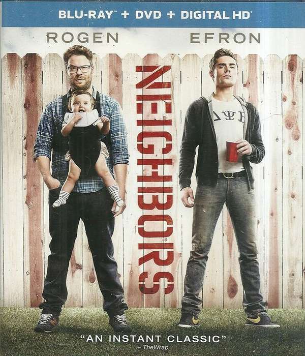 Neighbors - Blu-Ray