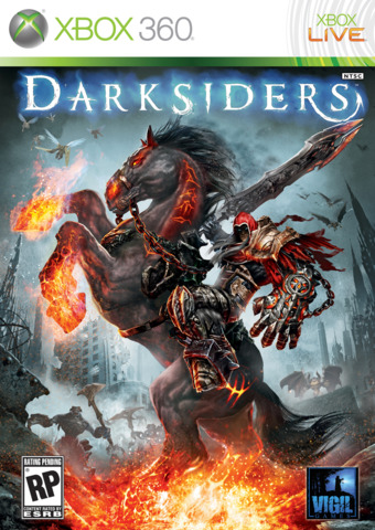 Darksiders - Xbox 360 - in Case