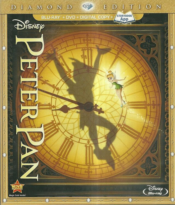 Peter Pan - Diamond Edition - Blu-Ray
