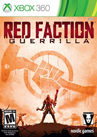 Red Faction - Guerrilla - Xbox 360 - in Case