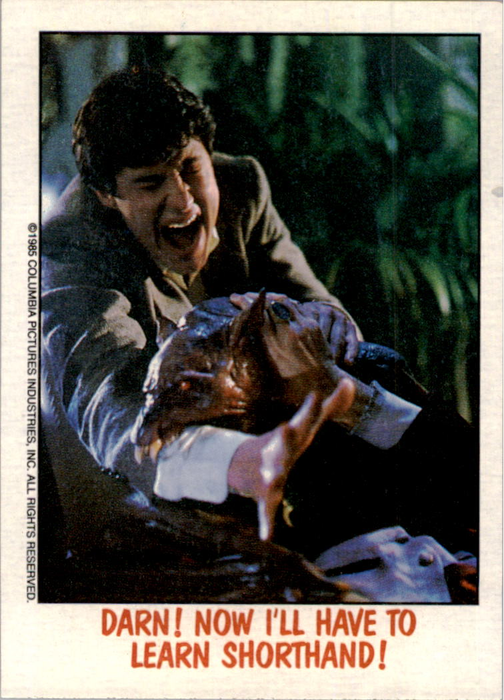 Fright Flicks 1988 - 10 - Fright Night - Darn! Now I'll Have to Learn Shorthand!