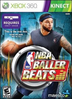 Kinect - NBA Baller Beats - Xbox 360 - in Case
