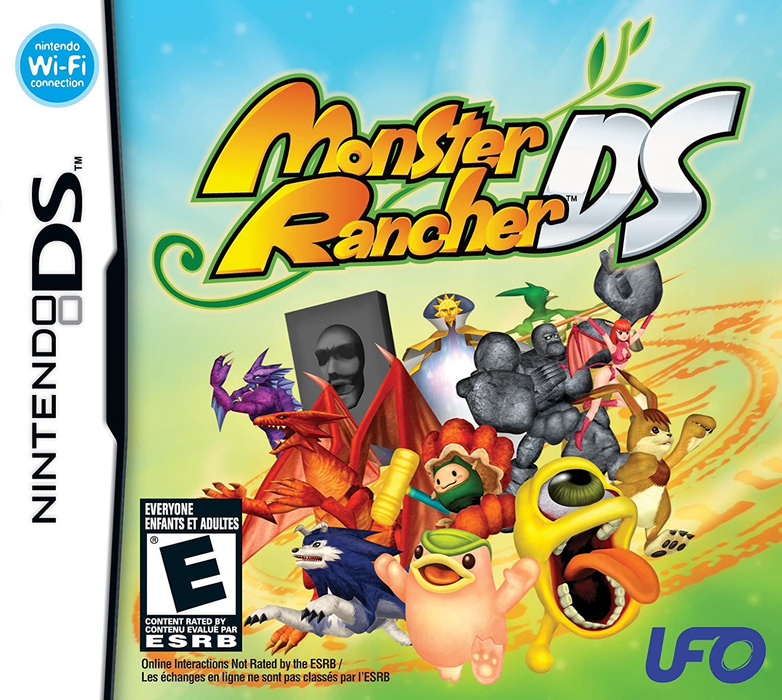 Monster Rancher DS - DS - Loose